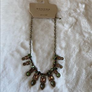 Sonoma Lifestyle shell necklace